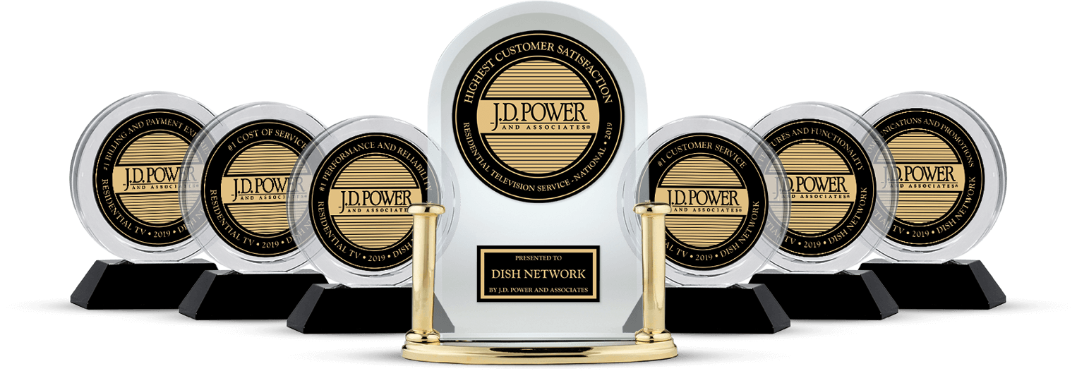 DISH Customer Satisfaction - Ranked #1 by JD Power - Cellular Plus in Bakersfield, California - DISH Authorized Retailer
