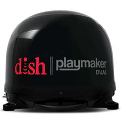 DISH Playmaker Dual - Outdoor TV - Bakersfield, California - Cellular Plus - DISH Authorized Retailer