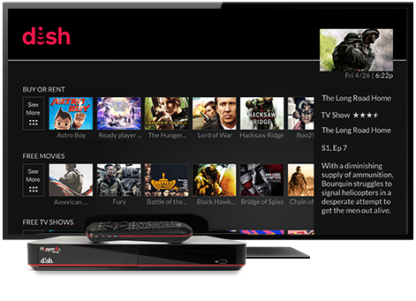 Ondemand TV from DISH | Cellular Plus