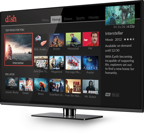 Get DISH On Demand Movies from Cellular Plus in Bakersfield, California - DISH Authorized Retailer